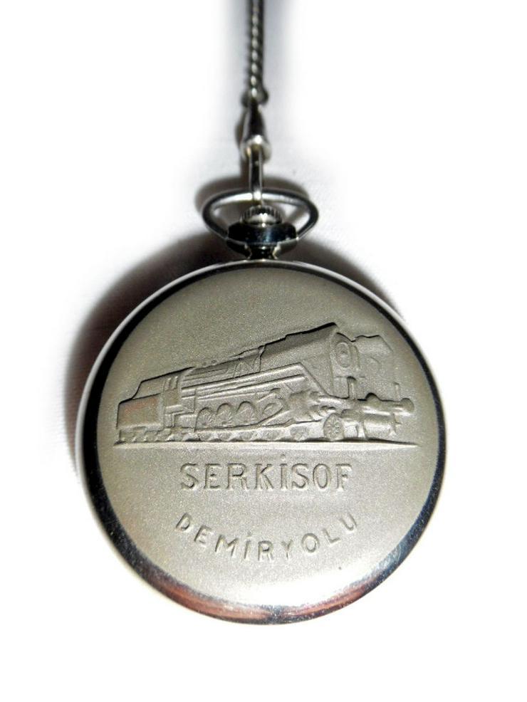 Bild 3: Schöne Taschenuhr von Serkisof