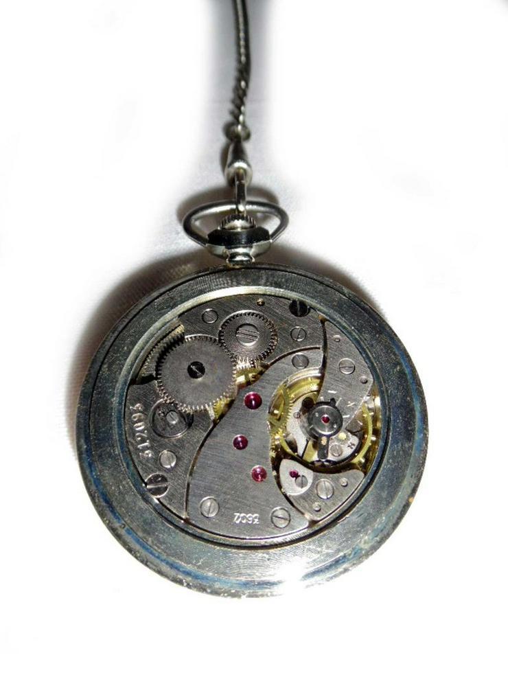 Bild 4: Schöne Taschenuhr von Serkisof