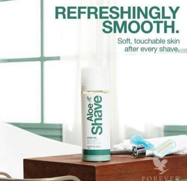 Bild 6: Aloe Shave Rasiergel - mit 15% Sofort-Rabatt
