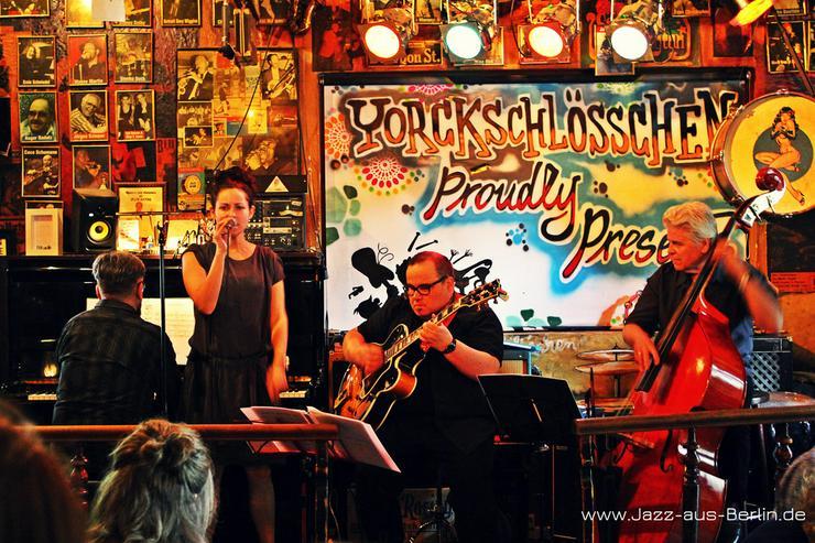 Swingband Nat s Corner Jazzband Hochzeitsband