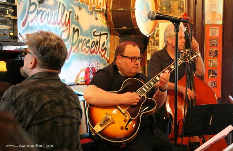 Bild 2: Swingband Nat s Corner Jazzband Hochzeitsband