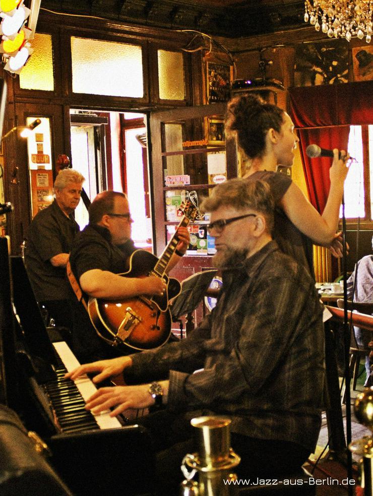 Bild 3: Swingband Nat s Corner Jazzband Hochzeitsband