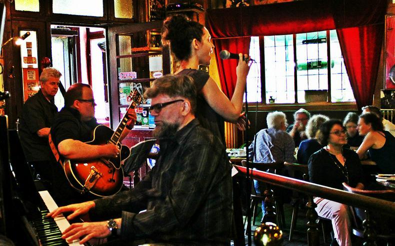 Bild 4: Swingband Nat s Corner Jazzband Hochzeitsband