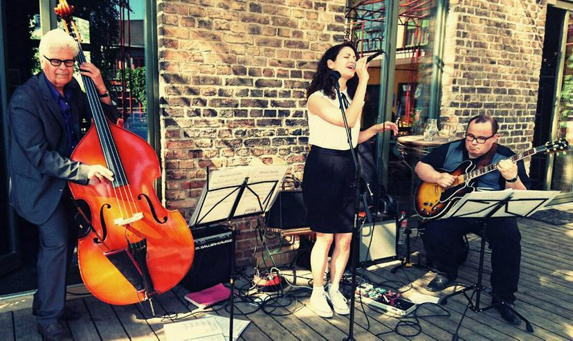 Bild 6: Swingband Nat s Corner Jazzband Hochzeitsband
