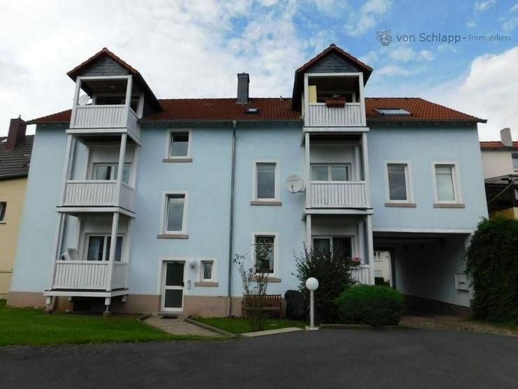 Bild 2: GROSSENLÜDER: Tolle 3-Zimmer ? Eigentumswohnung mit besonderem Flair! - von Schlapp Imm...