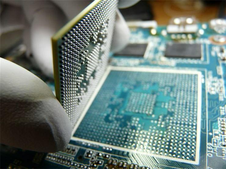 Bild 2: Apple Macbook A1151 Logicboard Defekt Reparatur