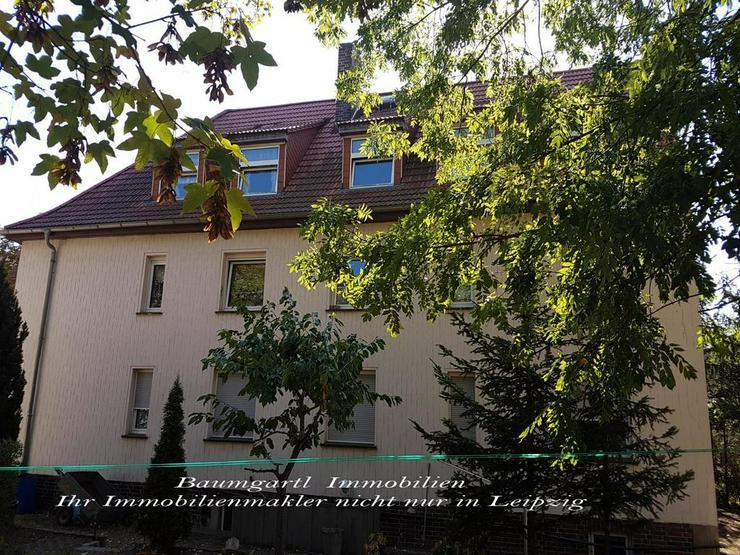 Bild 2: Merseburg - kleine 3 Zimmerwohnung in Mehrfamilienhaus im Erdgeschoss zu vermieten