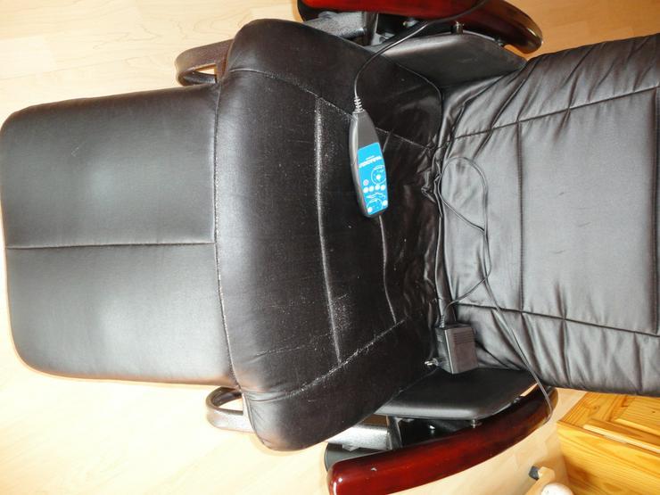Bild 2: Massagesessel