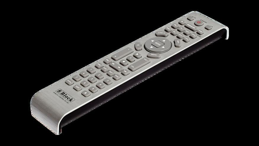 Bild 4: Block CVR-50 CD-Internet-Receiver Bluetooth
