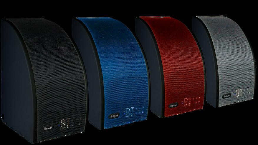 Block SB-200 Multiroom-Lautsprecher Internet