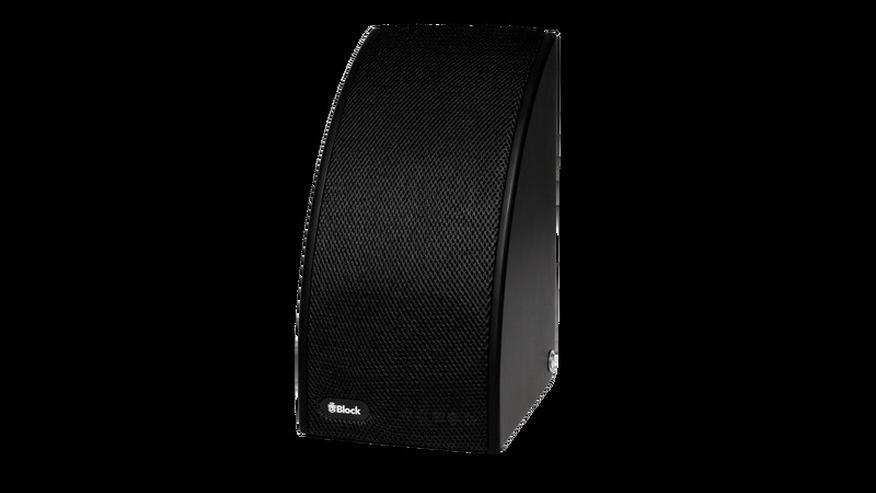Bild 3: Block SB-100 Multiroom-Lautsprecher Netzwerk