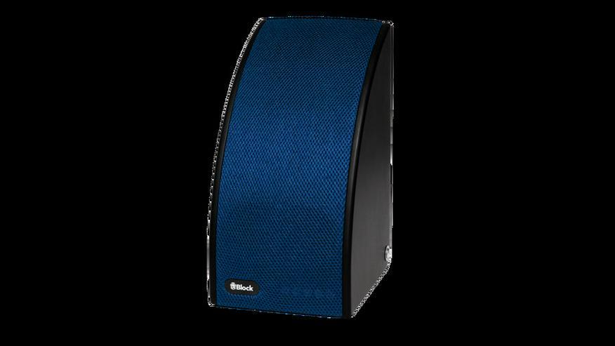 Bild 4: Block SB-100 Multiroom-Lautsprecher Netzwerk