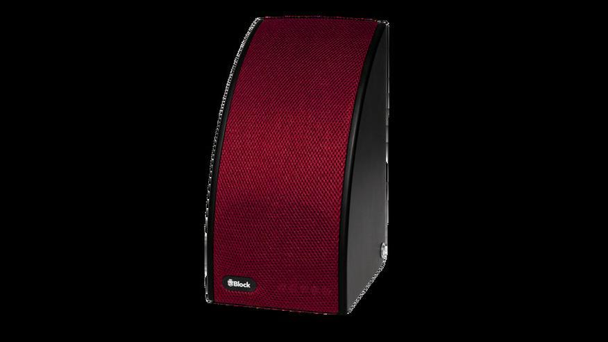 Bild 5: Block SB-100 Multiroom-Lautsprecher Netzwerk