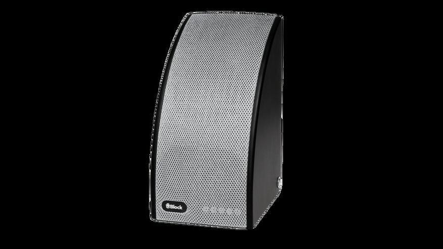 Bild 6: Block SB-100 Multiroom-Lautsprecher Netzwerk