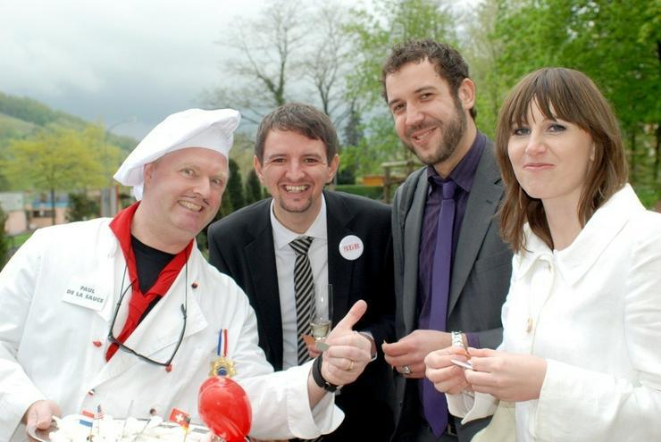 Comedy-Kellner für Hochzeiten  + andere Events