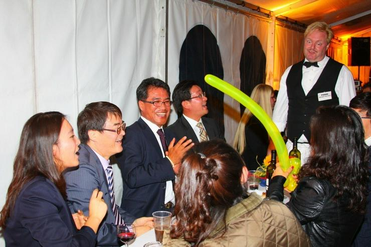 Bild 6: Comedy-Kellner für Hochzeiten  + andere Events