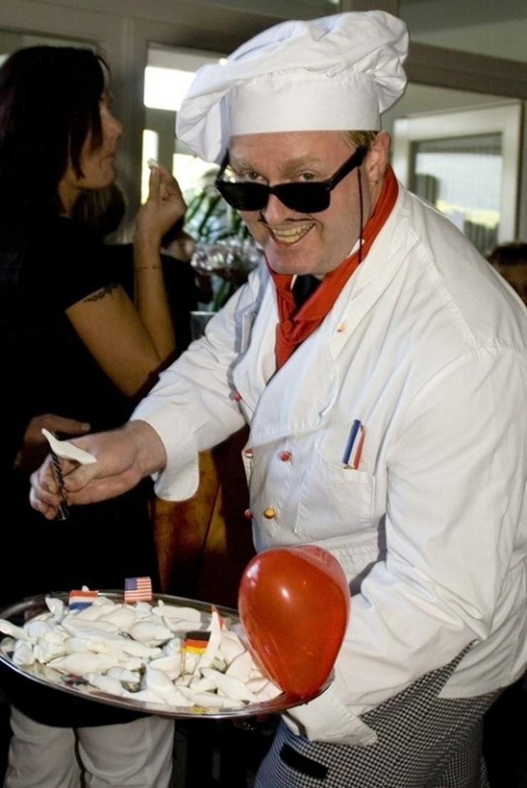 Bild 4: Comedy-Kellner für Hochzeiten  + andere Events