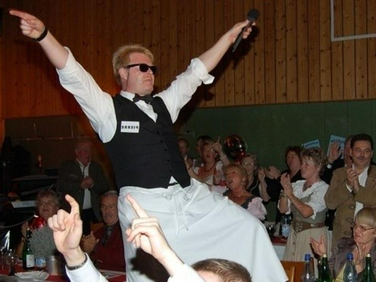 Bild 7: Comedy-Kellner für Hochzeiten  + andere Events