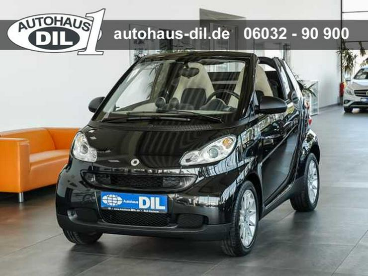 SMART smart fortwo cabrio softouch passion