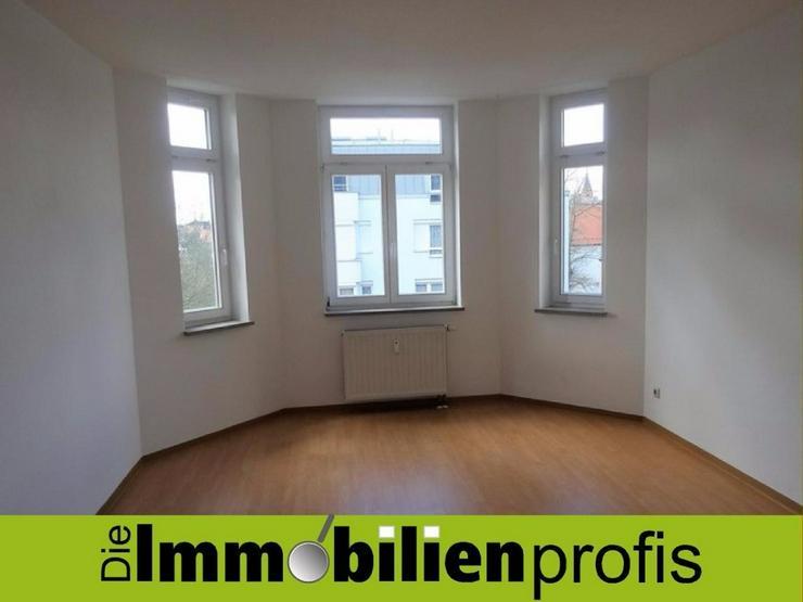 Bild 1: Moderne 2-Zimmer-Altbauwohnung in Plauen zu vermieten.
