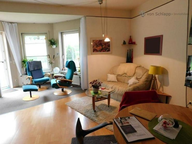 Bild 3: NIDDA ? OT: Terrassenwohnung ? 3 Zimmer in ruhiger Wohnlage! - von Schlapp Immobilien