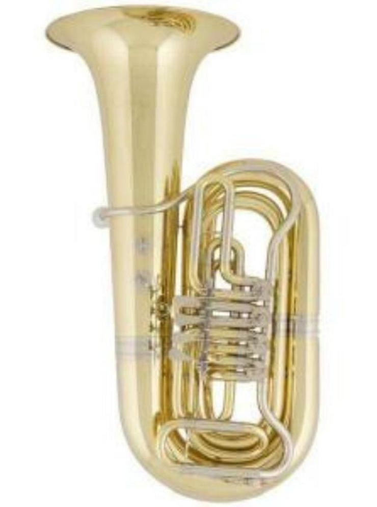 Cervený Tuba in BBb, Mod. CBB 681-4 Neu