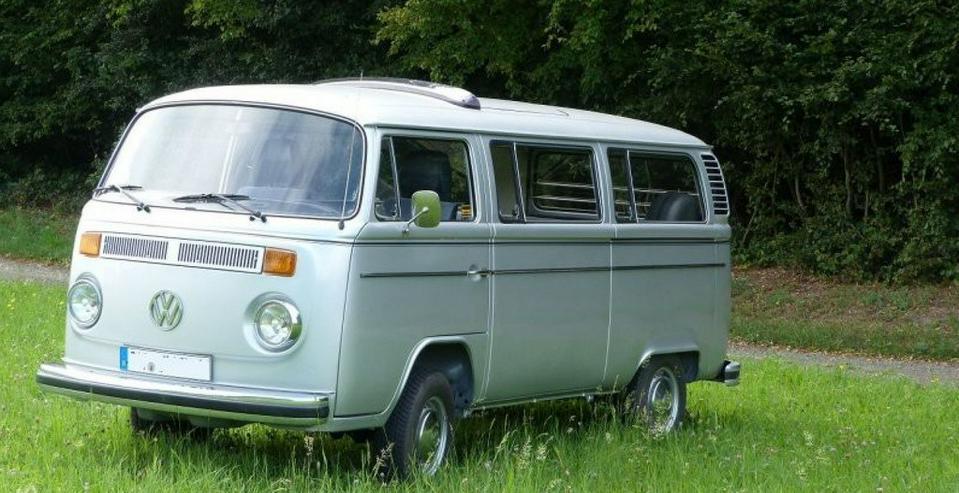 VW T2 Bus Typ2 Sondermodell Lord-von-Hannover - Oldtimer - Bild 1