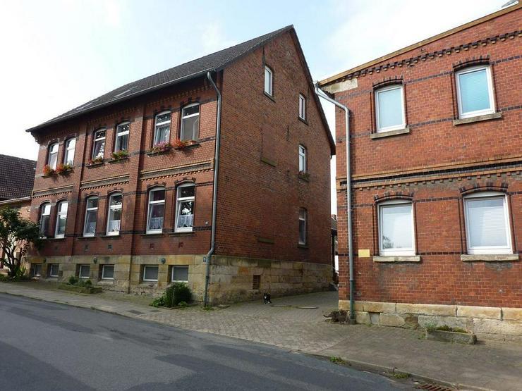 schöne 4-ZW im Hochparterre mit eigener Terrasse in Rickensdorf - Wohnung mieten - Bild 1