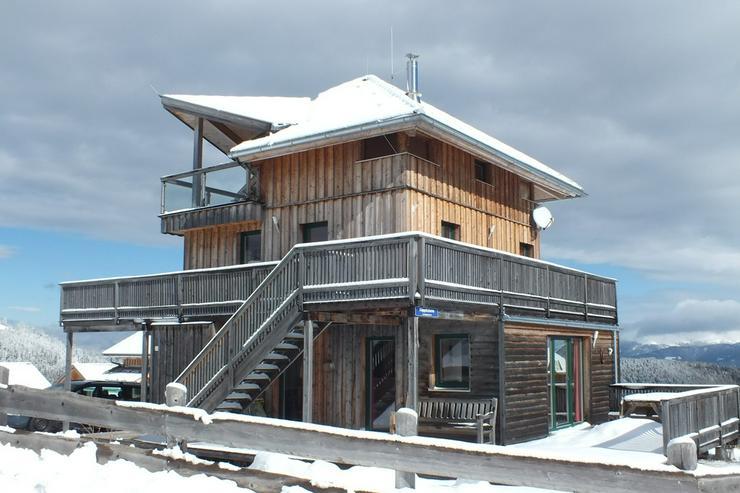 Schönes Ferienhaus 8/10 Pers., Berg/Skigebiet (Kärnten-Austria)