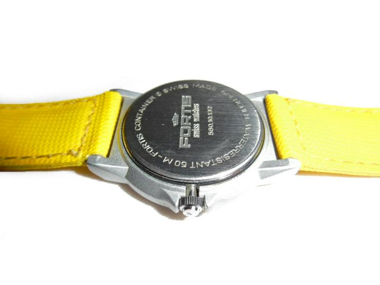 Bild 5: Sportliche Armbanduhr von Fortis