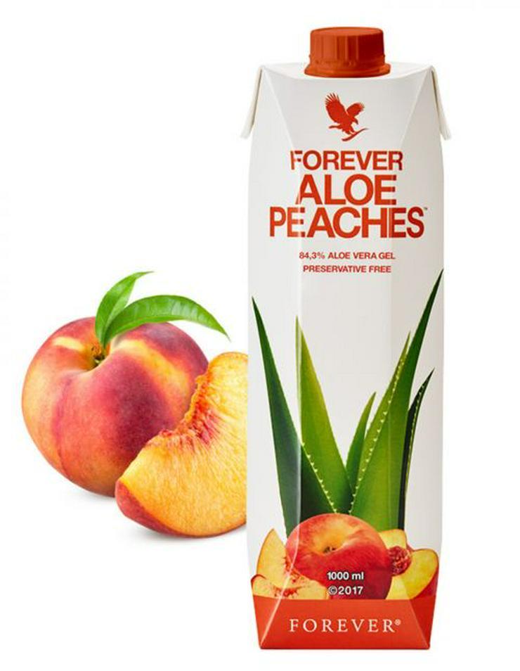 15% auf Forever Aloe Peaches™ | Staffelpreise | Versand: portofrei - Nahrungsergänzungsmittel - Bild 1