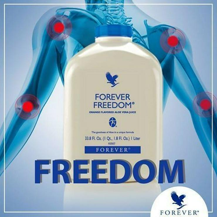 FOREVER Freedom® - das Fitness-Getränk - Nahrungsergänzungsmittel - Bild 1
