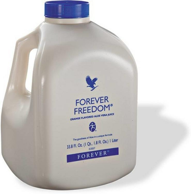 Bild 2: FOREVER Freedom® - das Fitness-Getränk