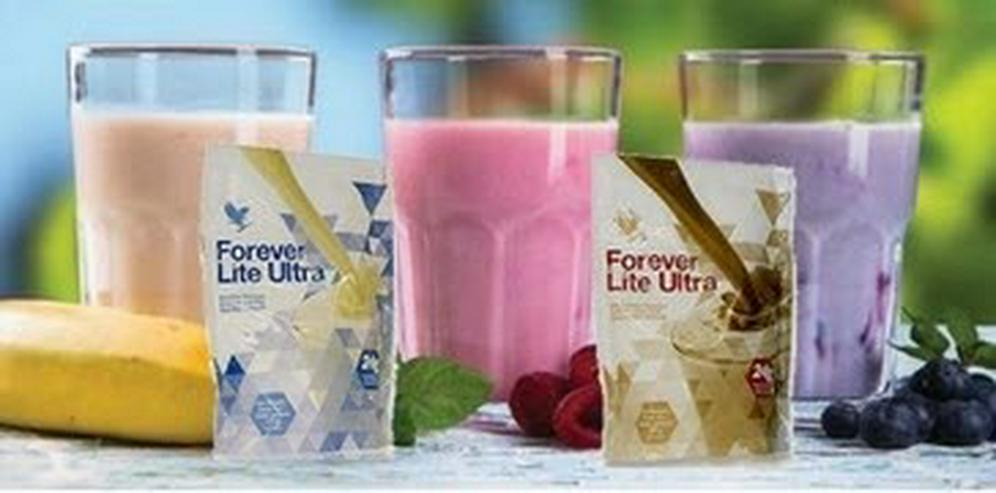 Forever Ultra™ Vanilla oder Chocolate Shake Mix - 15% Rabatt oder 3+1x GRATIS - portofrei