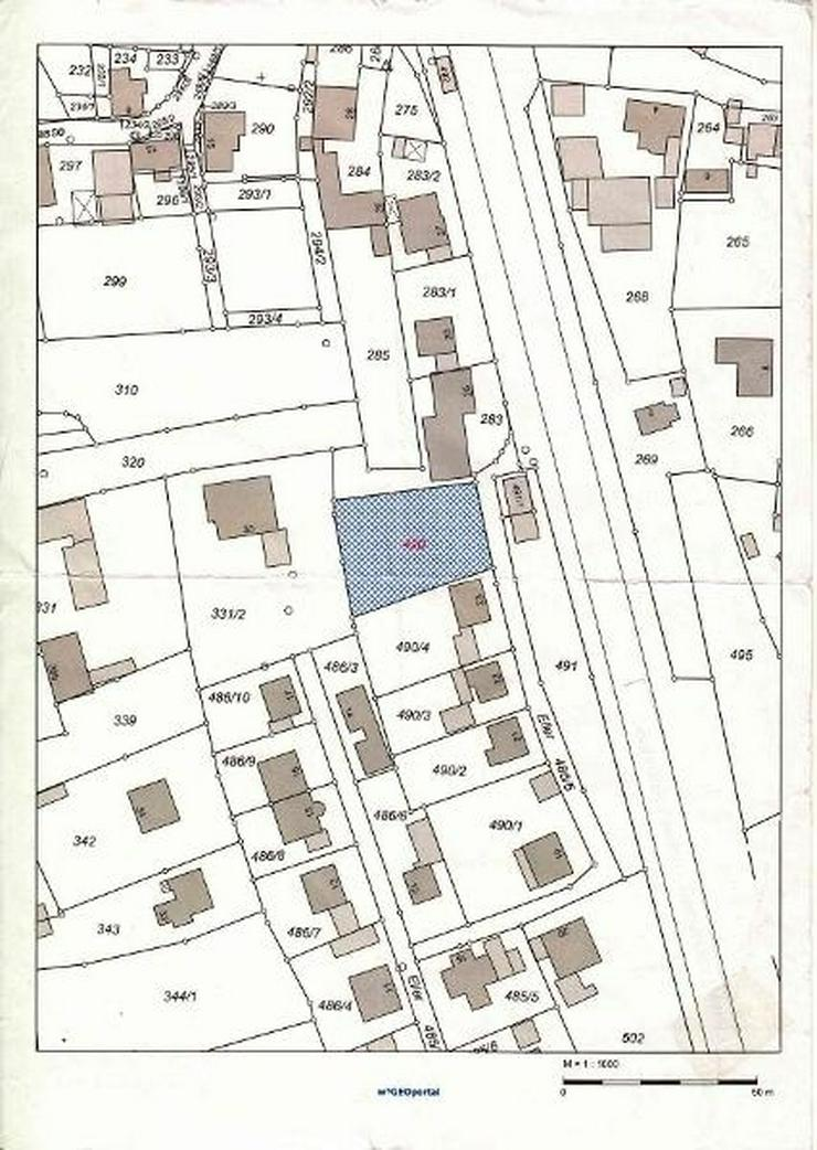 Bild 5: Großes Grundstück mit Blick über das Sinntal - von Schlapp Immobilien