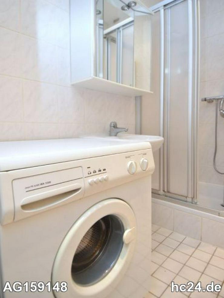 Bild 4: Möblierte 3-Zimmer Wohnung mit Flatscreen TV und Garage in Wiesbaden-City