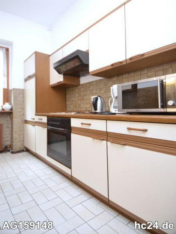 Bild 3: Möblierte 3-Zimmer Wohnung mit Flatscreen TV und Garage in Wiesbaden-City