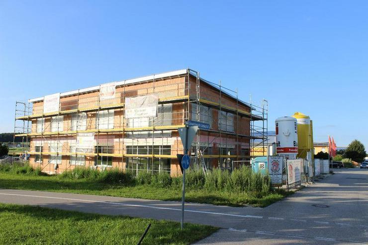 Teilbare Gewerbeflächen im Gewerbepark Lindach - Burghausen! - Gewerbeimmobilie mieten - Bild 1