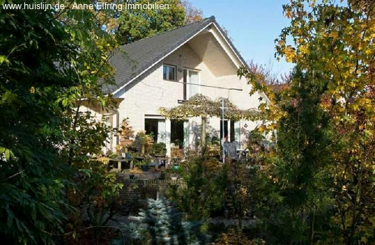Bild 4: Anne Elfring Immobilien bietet an:Einfamilienhaus mit wunderschöner Garten.