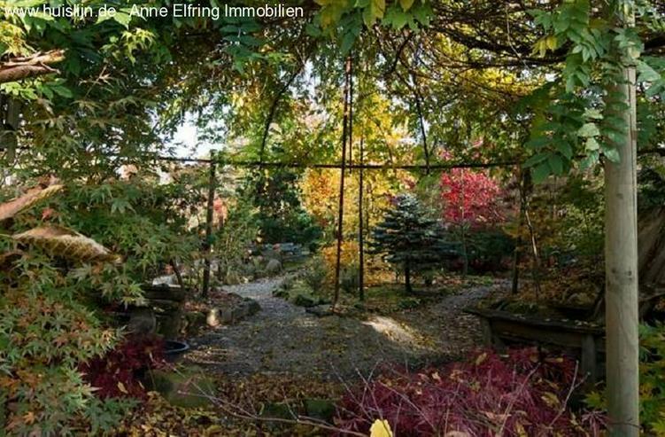 Bild 5: Anne Elfring Immobilien bietet an:Einfamilienhaus mit wunderschöner Garten.