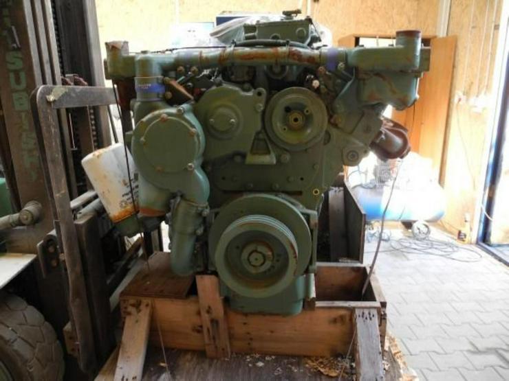Detroit Motor V12 Serie N71
