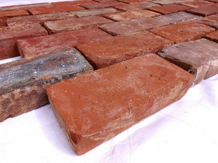 Bodenziegel Bodenplatten Weinkeller Antikziegel - Fliesen & Stein - Bild 1