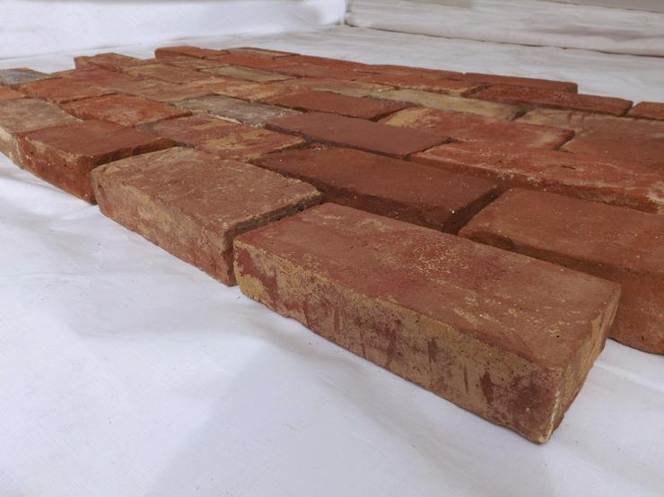 Bild 3: Bodenziegel Bodenplatten Weinkeller Antikziegel