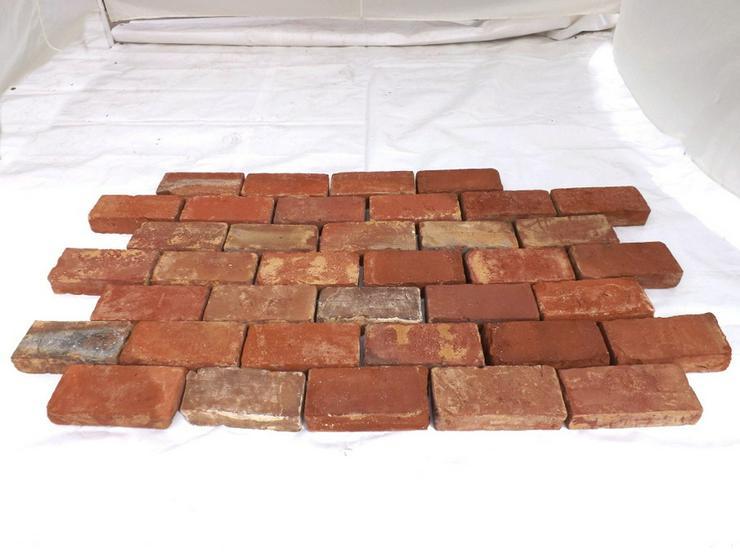 Bild 4: Bodenziegel Bodenplatten Weinkeller Antikziegel