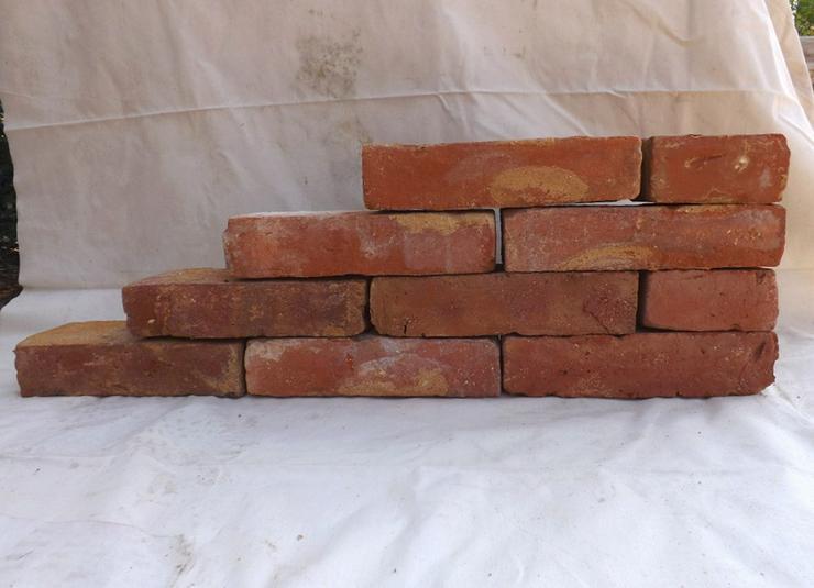 Bild 5: Bodenziegel Bodenplatten Weinkeller Antikziegel