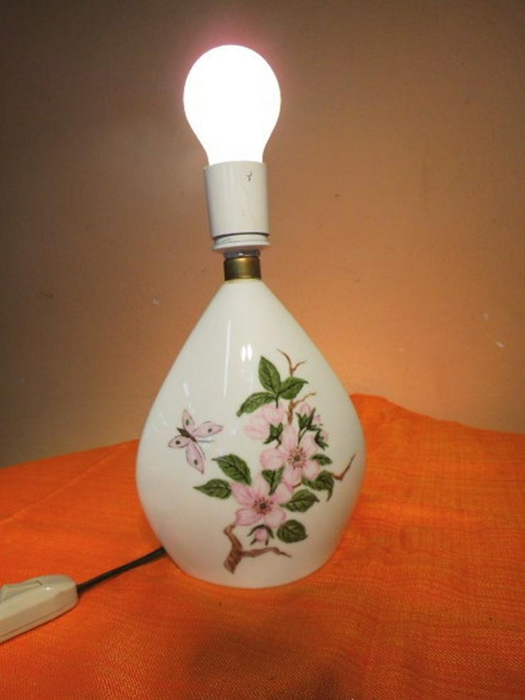 AK Kaiser Porzellan Lampe - Lampenfuß, Vasenfo - Tischleuchten - Bild 1