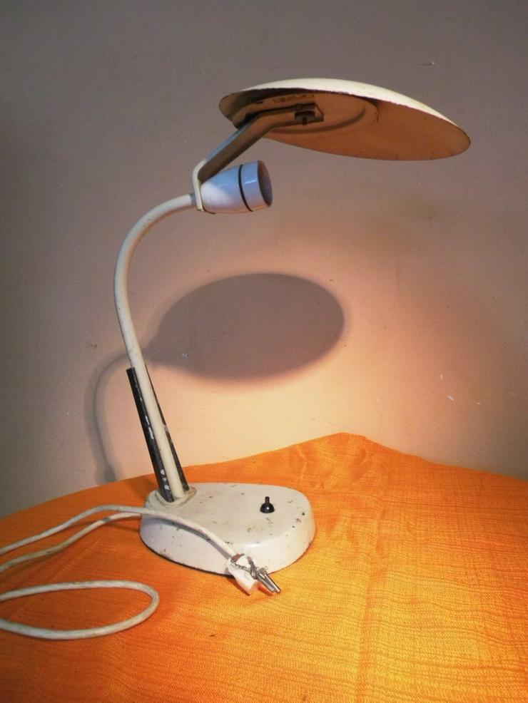 Antike Schreibtischlampe / Arztlampe / Bauhaus - Weitere - Bild 1