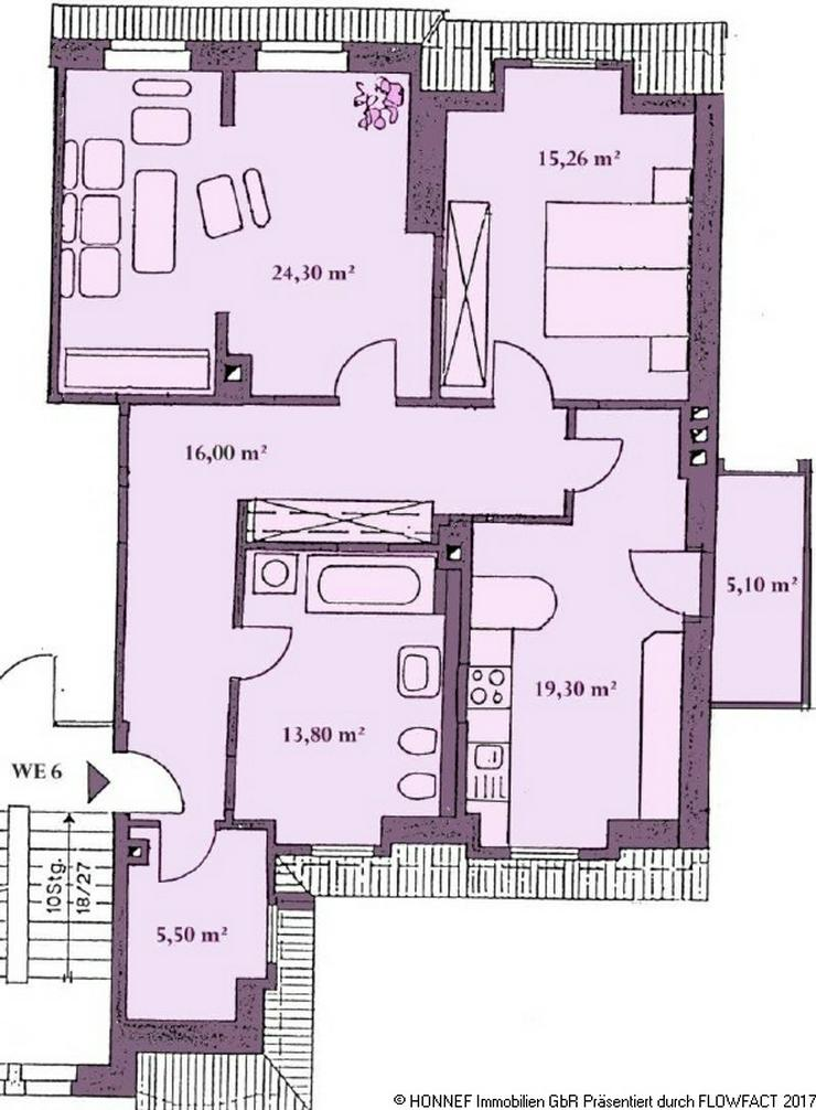 Bild 2: Luxuswohnung