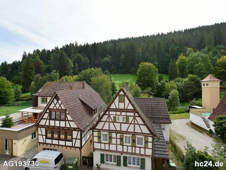 Bild 16: Sehr schöne, möblierte Wohnung mit Balkon in Bad Teinach-Zavelstein