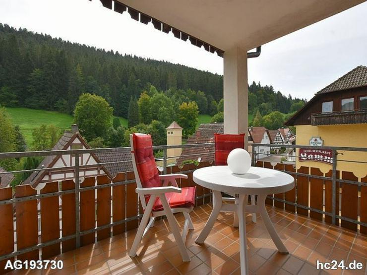 Bild 5: Sehr schöne, möblierte Wohnung mit Balkon in Bad Teinach-Zavelstein
